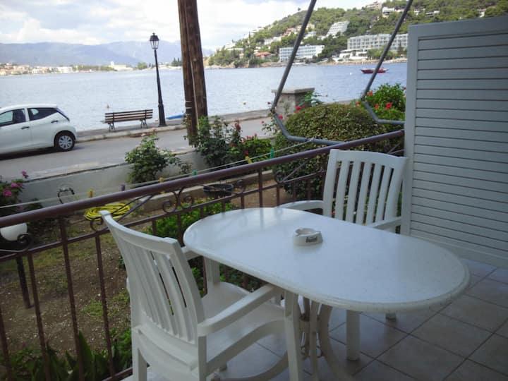 Εndless View in Blue Coast (only you & the view)