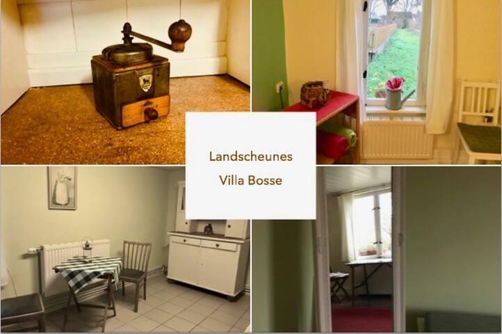 Landscheunes Villa Bosse