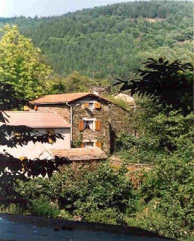 Maison de Village isolée - Ponteils-et-Brésis - House