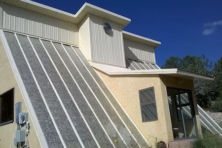 Beautiful mountainous solar home! - Sandia Park - Σπίτι
