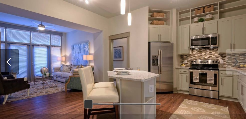 Comfortable Private Bedroom - Sandy Springs - Apartment