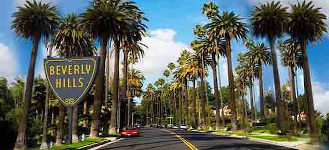 Best Location In Beverly Hills  (Females Only)