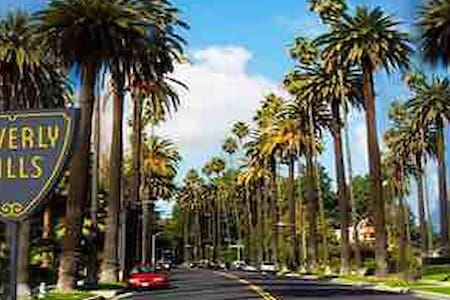 Stay In The Best Location In Beverly Hills