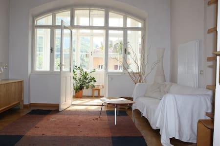 Schönes Zimmer in Zentrumsnähe - Bozen - Pis