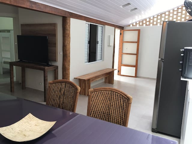 BOIÇUCANGA Casa do Canto BEM PRÓXIMO DA CACHOEIRA