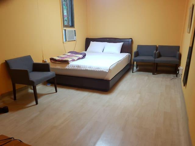 오색약수터 약수온천모텔 침대A형객실
