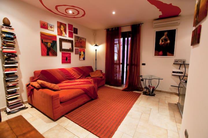 MODERN ROOM NEAR ALBA-BRA (NW ITA) - Santa Vittoria d'Alba - Apartament