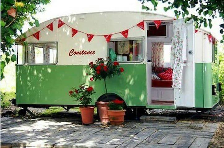 overnachten in een cosy caravan - Xàbia