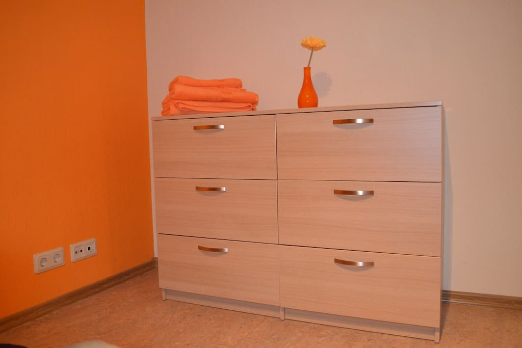 Bedroom's furniture