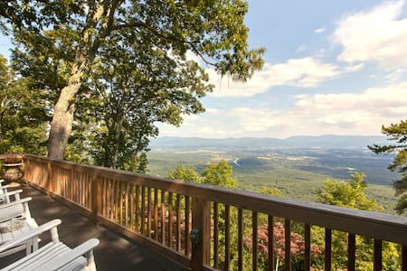 Mountain Top A+ Views! - Luray - Talo