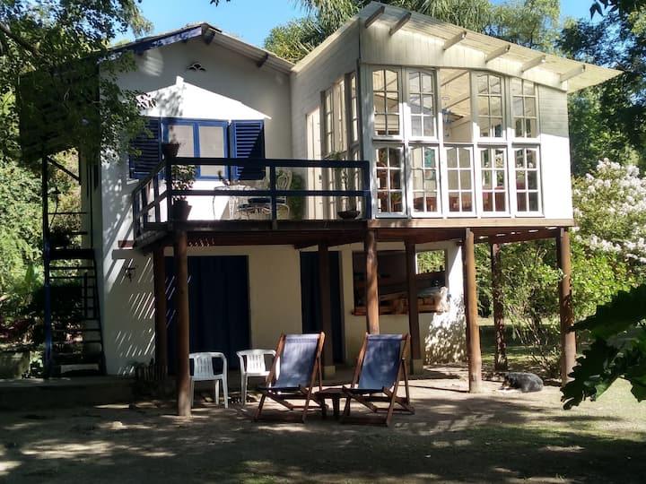 Villa Ocampo casa del Nogal