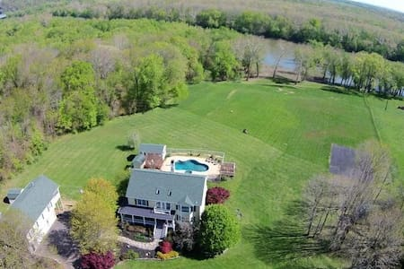 Private House on the Potomac River in Wine Country - Leesburg - Guesthouse - 2