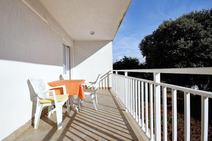 Studio apartman s terasom Lumbarda (Korčula) (AS-4480-c)