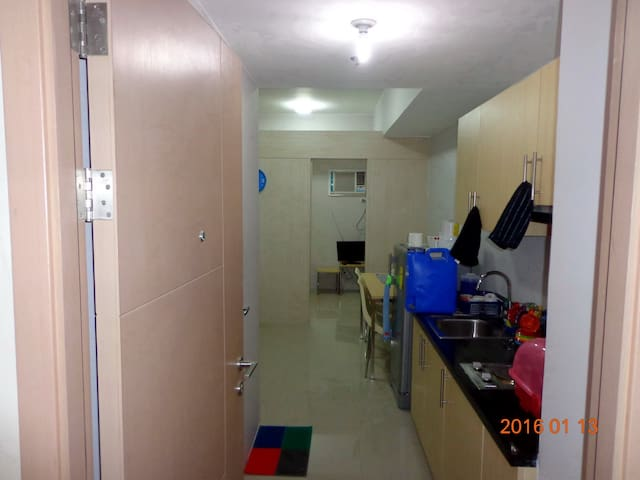 SMDC Grass Residences Condo Unit - Ciutat Quezon - Apartament
