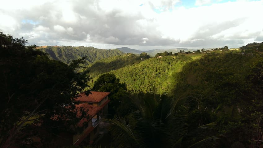 Family Home with Wonderful View - Barranquitas - Talo