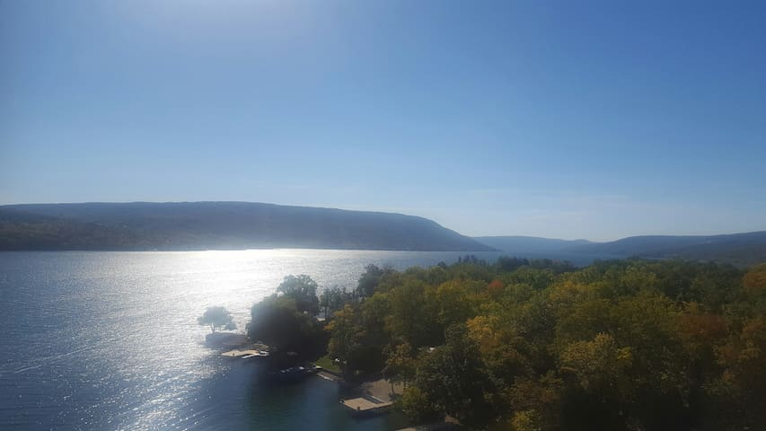 Hillside Haven - Canandaigua - Byt