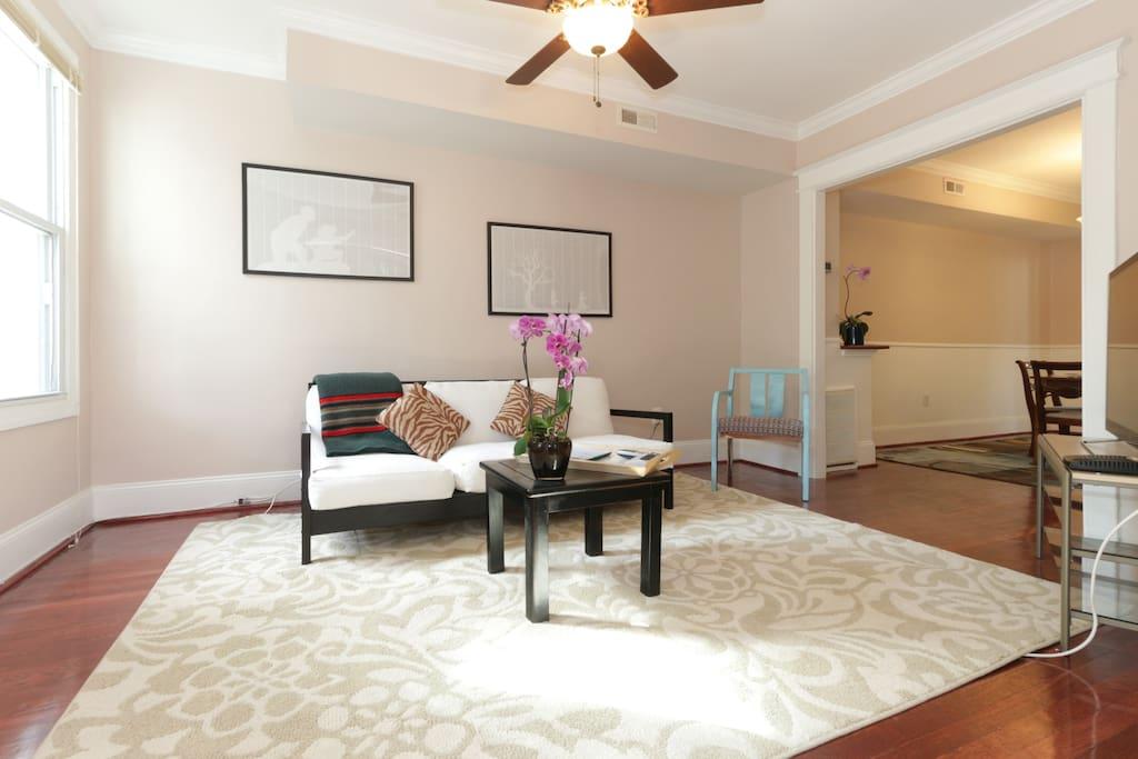 3 Bedrooms 1 Block To Redline Metro Houses For Rent In Washington District Of Columbia