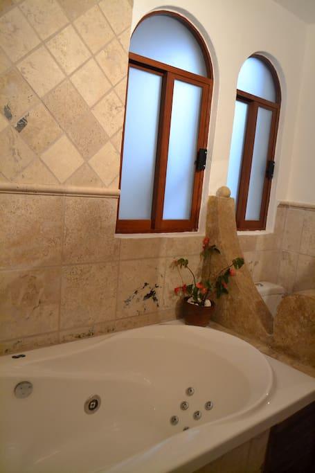 Baño de recamara principal