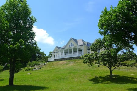 Charlottesville Mountaintop Chateau - Free Union