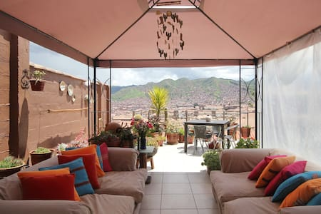 SAYA WASI -BEST VIEW OF CUSCO - D - Cusco - Bed & Breakfast