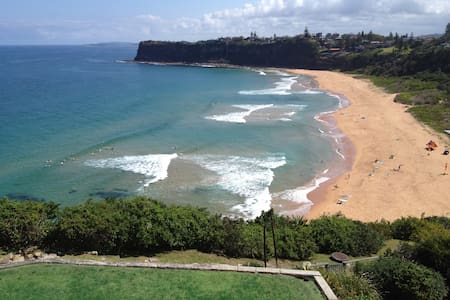 Beachfront - The Beach Flat
