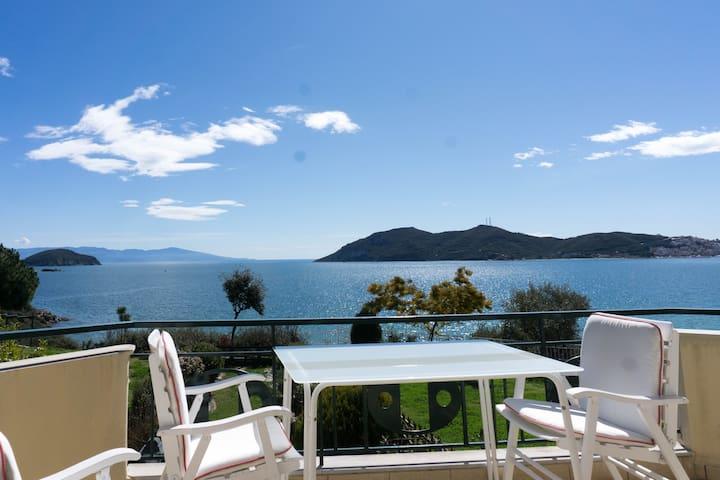 Villa Eirini   Free Parking, WiFi, 2 mins to beach
