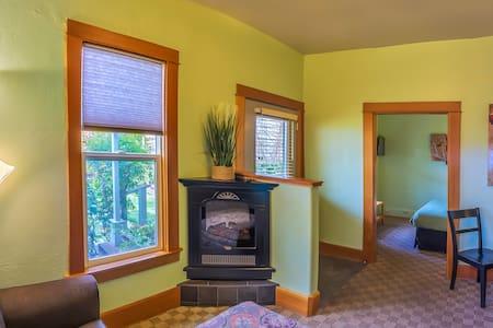 Railroad Cottage | Ashland's Historic RR District - แอชแลนด์