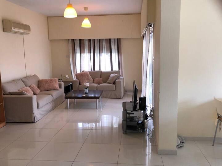Апартаменты  в  престижном районе Лимассола