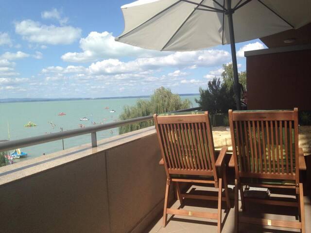 Lake View Wellness Apart6, Siófok, Balaton