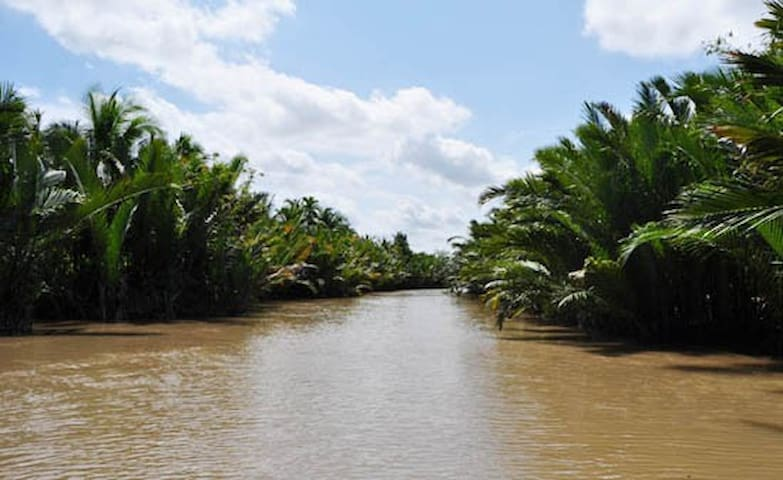 Mekong Delta by Boat - 1 Day
