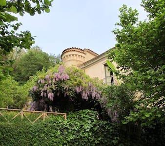 Palazzo Gallotti B&B (room 3) - Battaglia - Castelo