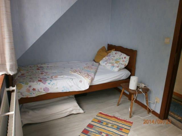 petite chambre lumineuse