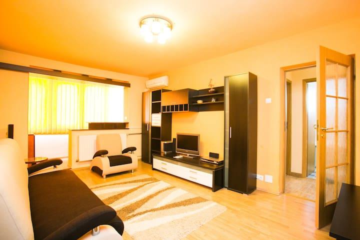 Sky Residence - Bükreş - Daire