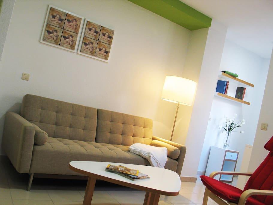 Apartamento con encanto centro 11 apartamentos en alquiler en salamanca castilla y le n espa a - Apartamentos en salamanca ...