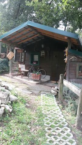 Piccolo chalet in campagna - San Potito Ultra Avellino - Blockhütte