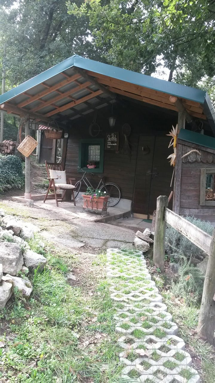 Piccolo chalet in campagna