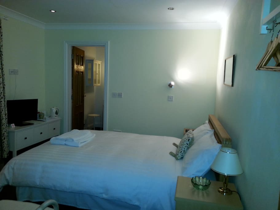 Double with ensuite