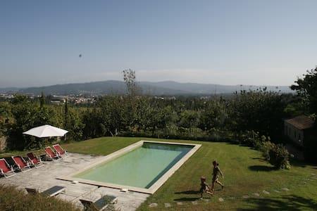 Quinta da Bouça D'Arques - Vila de Punhe