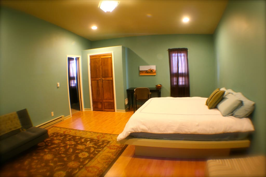 Vedawuoo Guest Room