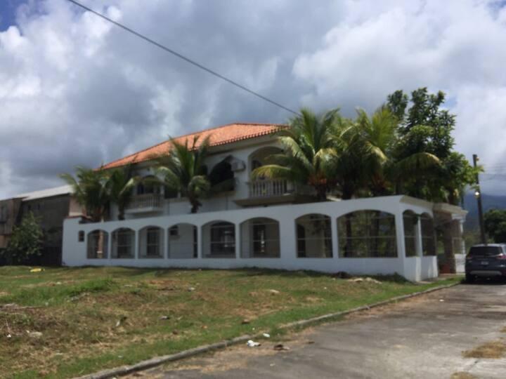 Omoa's House- House Aharí