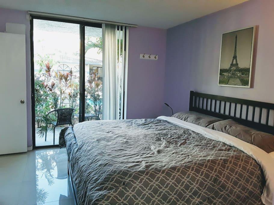 Principal room (king bed)