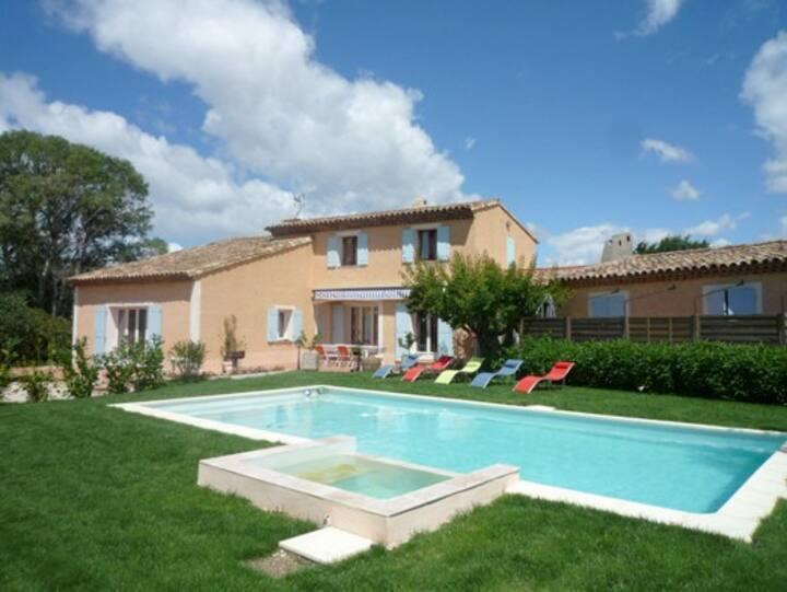 Typical House near Aix en Provence
