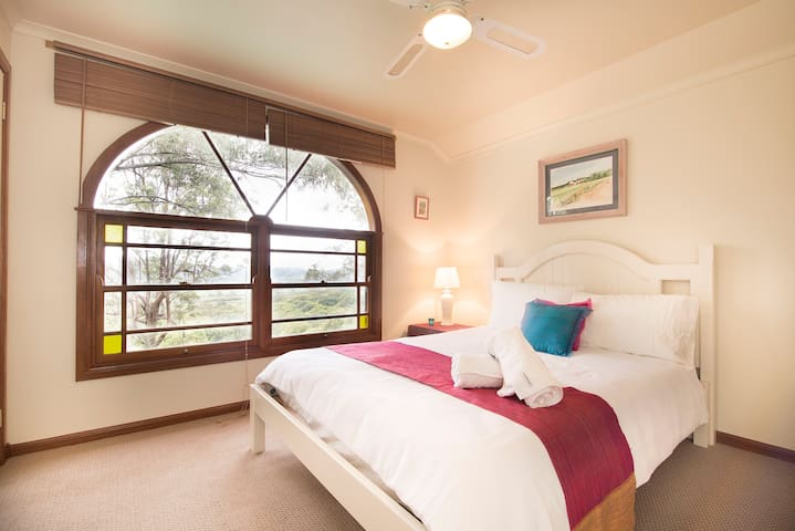 Tranquil Escape! Mt Warning view - Myocum - Bed & Breakfast