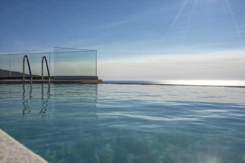 Villa Maritini in Falasarna, Seaview pool, 1BR 2BA