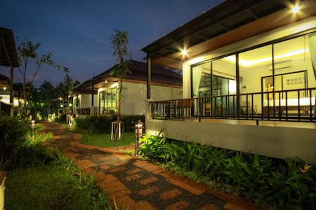 HIAMAPHAN BOUTIQUE RESORT - Sa Khu - Hus