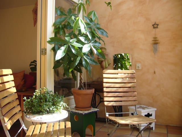 Sfeervolle eengezinswoning met tuin - Utrecht - Rumah