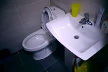 トイレ/toilet