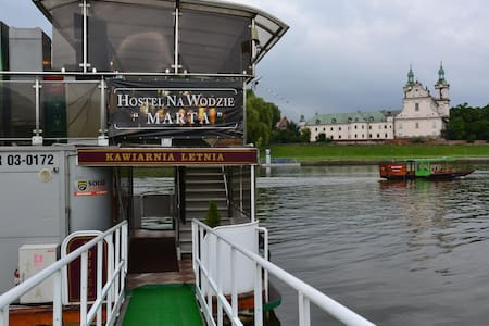Cabin on Boat with Bathroom - Cracovia