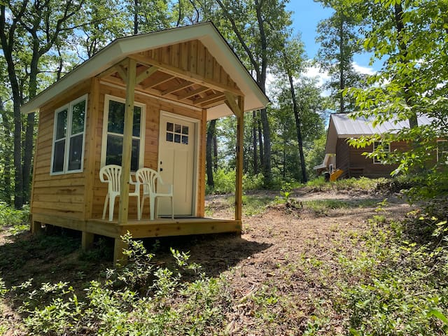 Glamping with room to roam.
