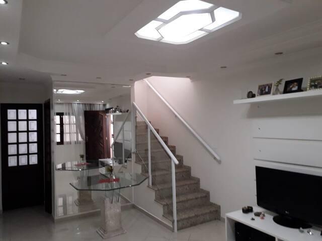 Vila Mirante Casa tranquila e confortável